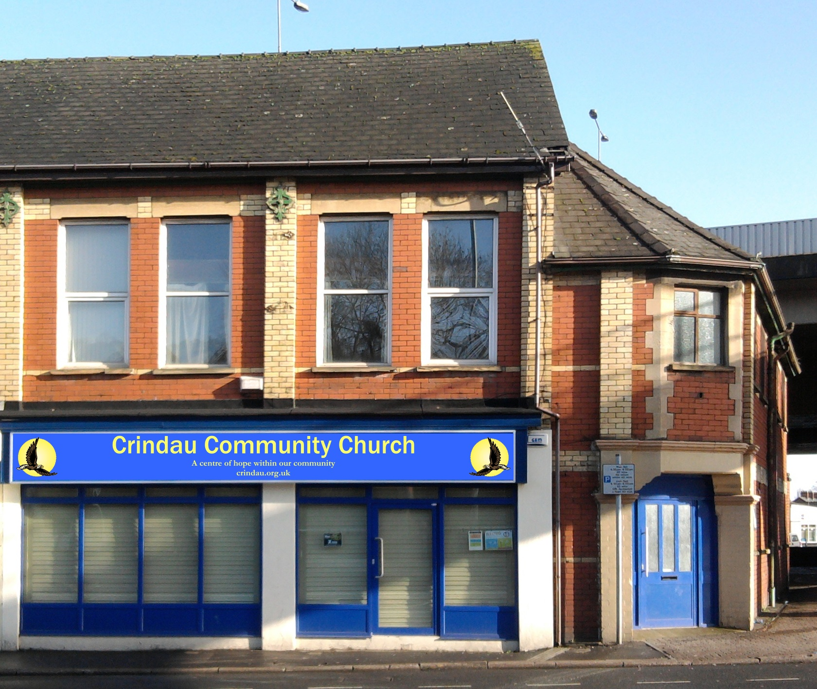 Photo of Crindau Community Church